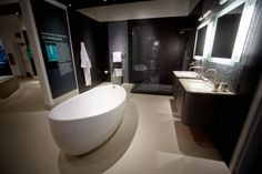 Bathroom Design / Bathtubs / Shower / Vanities / Electric Mirror - PIRCH UTC