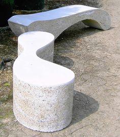 Benches made for Shoreham Harbour. For Rachel Reynolds