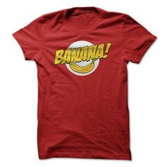 Funny Banana! Logo T Shirt