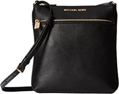 New MICHAEL Michael Kors Riley Small Flat Crossbody online. Perfect on the Big Handbag Shop Handbags from top store. Sku iuqj20423gsie78597