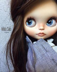 ELEN! :) #blythe #doll #handmade #handmadedoll #ArtDoll #whitesailskids, #blythedoll#annamdolls