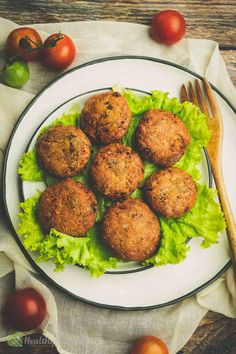 The Ultimate Egyptian Falafel Recipe - Healthy Kitchen 101 Healthy Falafel Recipe, Vegetarian Recipes, Healthy Recipes, Healthy Food, Snack Recipes, Snacks, Easy Cooking, Recipes, Dumplings