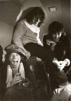 Mick Jagger, Mick Taylor & Keith Richards <3 <3 <3 <3 <3 <3