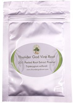 Buy Thunder God Vine Root Extract Here.  US seller.  Free shipping!