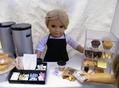 Coffee Cart | American Girl Playthings!