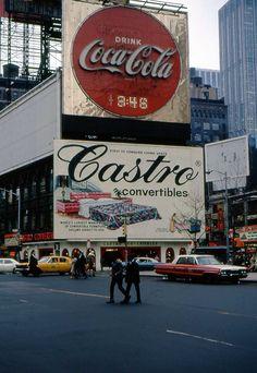 New York City, 1967 © John Williamson