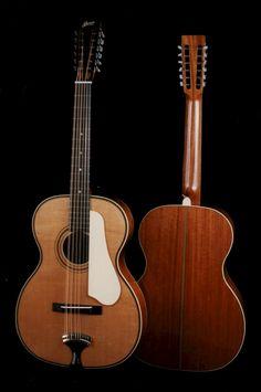 Ralph Bown gtrs Harmony Guitars, 12 String Guitar, Guitar Books, Guitar Shop, Acoustic Guitars, Percussion, Music Stuff, Musical Instruments, Horns
