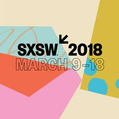 We're excited to see our work for SXSW 2018 out in the world. More to come. — Foxtrot