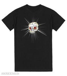 Red Eyed Skull | Red Eyed Skull #Skreened