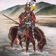 Because Samurai pictures are too cool not to post lots of them. This page has links to a variety of information about Sengoku/Shogun/Samurai military culture and history. Japanese Prints, Geisha, Sengoku Period, Samurai Artwork, Japanese Warrior, Japanese Folklore, Historical Art, Japan Art, Samurai Art