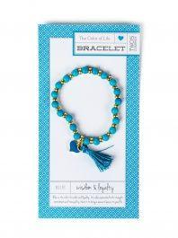 Wisdom and Loyalty Bracelet by Twos Company - ShopKitson.com