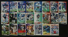1991 Score Dallas Cowboys Team Set of 23 Football Cards #DallasCowboys Football Cards, Baseball Cards, Troy Aikman, Dallas Cowboys, Scores, Ebay, Dallas Cowboys Football, Soccer Cards