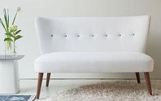 divano design scandinavo JULEP DESIGNERS GUILD