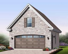 2-car Garage With Storage & Free Bonus