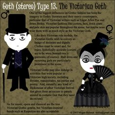 Goth Stereo Type 13