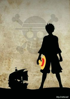 Monkey D. Luffy, Thousand Sunny; One Piece