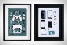 Arte e tecnologia por Uncrate
