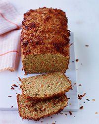 Carrot, Coconut and Zucchini Bread Recipe on Food & Wine