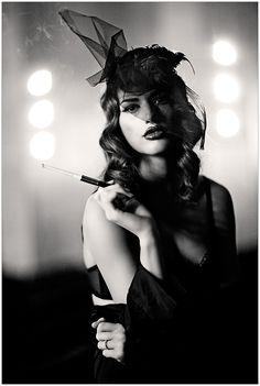 Black and White Fashion Photography by Nikola Borissov