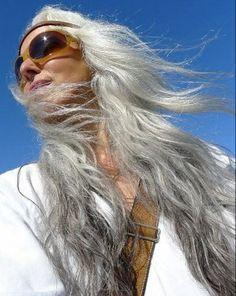 Beatrice silver mature