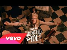 Loving this #newmusicvideo by Avicii - #AddictedToYou Guns and sex-appeal…what more do you want? :-)