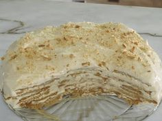 Portuguese Recipes, Portuguese Food, Sweet Life, Vanilla Cake, Camembert Cheese, Mousse, Deserts, Food And Drink, Yummy Food