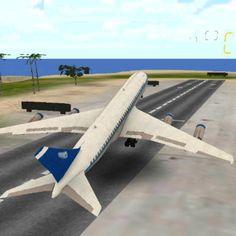 Flight Simulator: Fly Plane 3D Android app