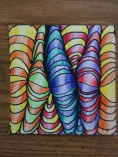 Easy Art Projects for Kids: Rubber Band Art | Band, Easy art and ...