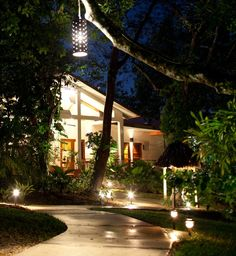 BELIZE:  Ka'ana Boutique Resort near the Mayan Mountains Spend the day hiking the nearby ruins or tubing through ancient caves, rejuvenate at this chic jungle resort, an authentic Belizean escape.