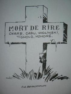 Les dessinateurs de Rennes rendent hommage aux victimes de la tuerie à Charlie Hebdo.