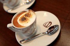 Café espresso do Octavio Café, em São Paulo