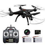 SYMA X5SC-G RC Drone with Camera and 2 Batteries Headless Explorers2 Quadcopter RTF for Beginner - http://www.midronepro.com/producto/syma-x5sc-g-rc-drone-with-camera-and-2-batteries-headless-explorers2-quadcopter-rtf-for-beginner/