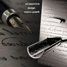 ACQUAVIVA , parole come emozioni (poesia) Design: Marco Poletti - Rubinetteria Bongio  ACQUAVIVA , words as emotions (poetry) Design: Marco Poletti - Taps Bongio #formeartistiche #taps #words #emotions #customized #poetry #design