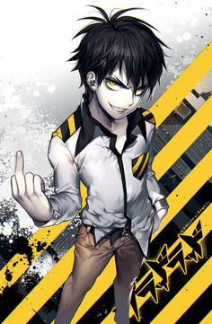 Anime Art by Kawacy