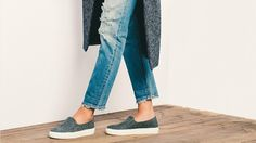 Are these the best shoes ever? There's a 1,000-person waitlist for these sneakers