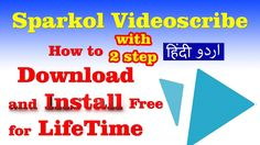 How to Install Sparkol Videoscribe Pro Lifetime Full Version  Universal ...