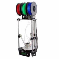a-rainbow Eryone Multicolor Filament P By Scientific Process Pla Filament 1.75mm Rainbow Multicolor