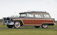 56 Ford Country Squire!