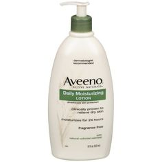 Aveeno Active Naturals Daily Moisturizing Lotion, 18 oz. >>> A special product just for you to view. See it now! : Fresh Groceries
