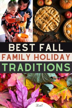 Creating Family Holiday Traditions