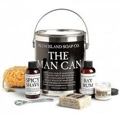 The Man Can  $50.00
