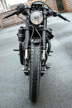 Honda CX500 Cafe Racer by Geert Billietwww.caferacerpasion.com
