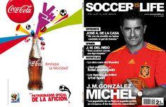 SELECCIÓN ESPAÑOLA, REVISTA SOCCER IS LIFE: España Campeona del Mundo 2.010 en Sudafrica