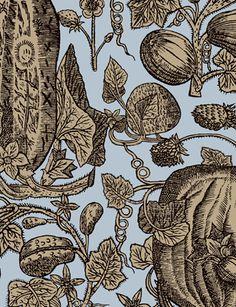 Papel Pintado Cole & Son  Cowcumber 89/3012 . Disponible online en Modacasa.es