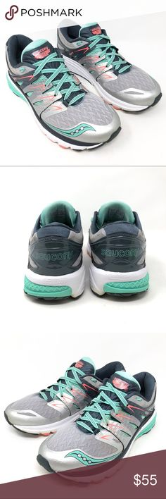 Saucony Sealot ISO 2 Running Sneakers Pre-owned. Very gentle signs of wear. Minimal tread use. No stains, scuffs or foul odors. Our shoes are cleaned with professional products and if needed are hand washed to ensure the best quality. Please see all pictures for detailed condition of item. Please do not hesitate to ask any questions. Shipping from smoke free environment. Saucony Shoes Sneakers