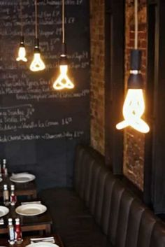Light Bulbs - Plumen - Designer Energy Saving Light Bulb - Bayonet fitting. Come with screw fitting as well. @ Rockett St. George. £19.95