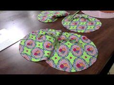 Mulher.com 14/06/2013 Vera Cunha - Bolsinha porta moedas Parte 1/2 - YouTube