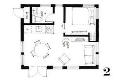 ikea+studio+apartment+ideas | ikeafans - galleries - studio