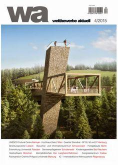 NDA-Noël Dominguez Architecte/Blog: WETTBEWERBE AKTUELL 4/2015