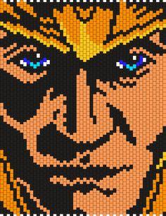 Loki Bead Pattern